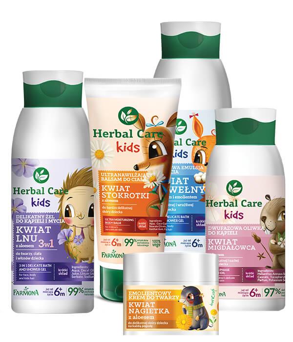 Herbal Care Kids Faromona