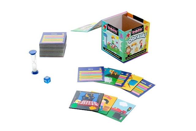 Gra dla dzieci Rebel Brain Box
