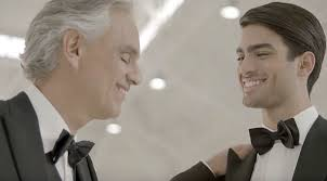 Znalezione obrazy dla zapytania Andrei Bocelliego na jego 21-letniego syna Matteo.Czytaj więcej na https://muzyka.interia.pl/wiadomosci/news-andrea-bocelli-i-fall-on-me-matteo-bocelli-podbil-serca-inte,nId,2643145#utm_source=paste&utm_medium=paste&utm_campaign=firefox
