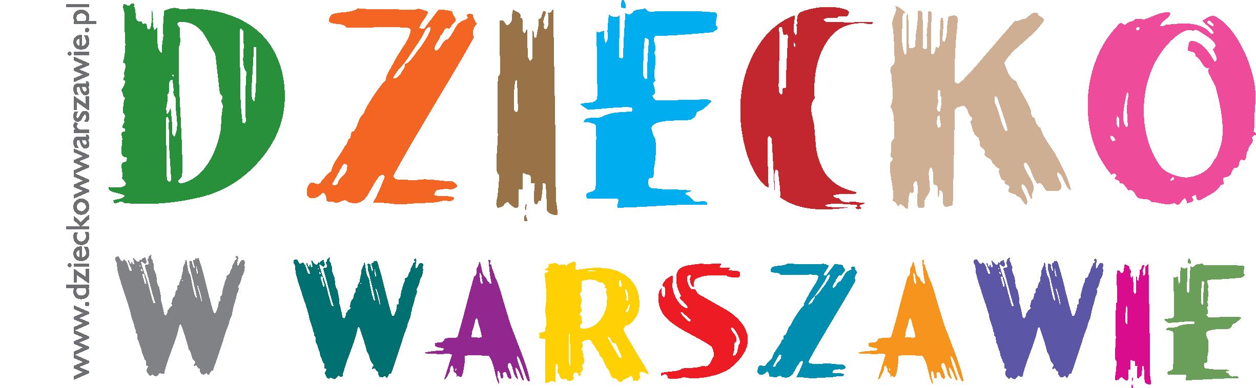 logo dziecko w warszawie